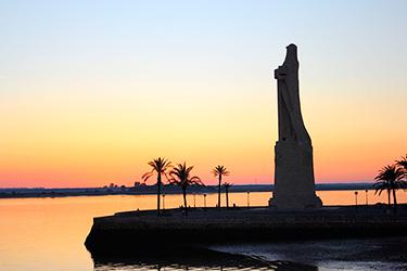 Monumento de Colón Huelva