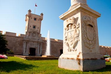 Puerta Tierra Cádiz